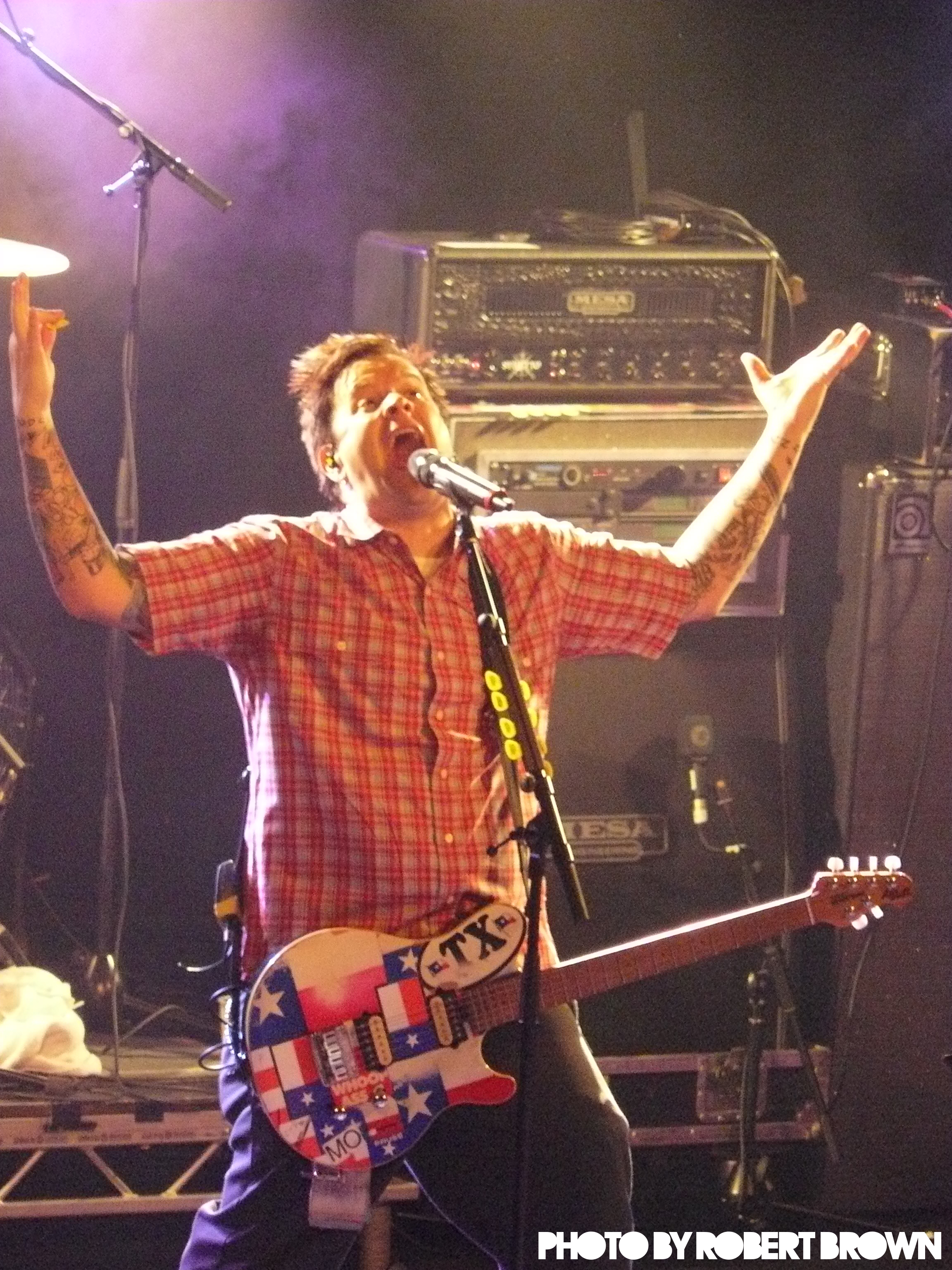 Bowling For Soup - 17th October 2012 - Chordblossom