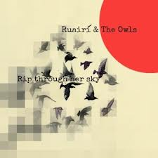 ruairi and the owls - rip through her sky ep cover