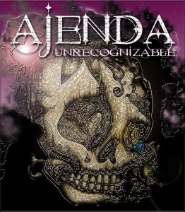ajenda unrecognisable cover