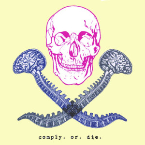 comply or die - comply or die album cover