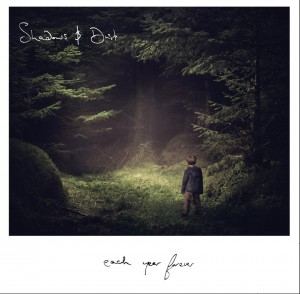 shadows & dust - each year forever ep cover