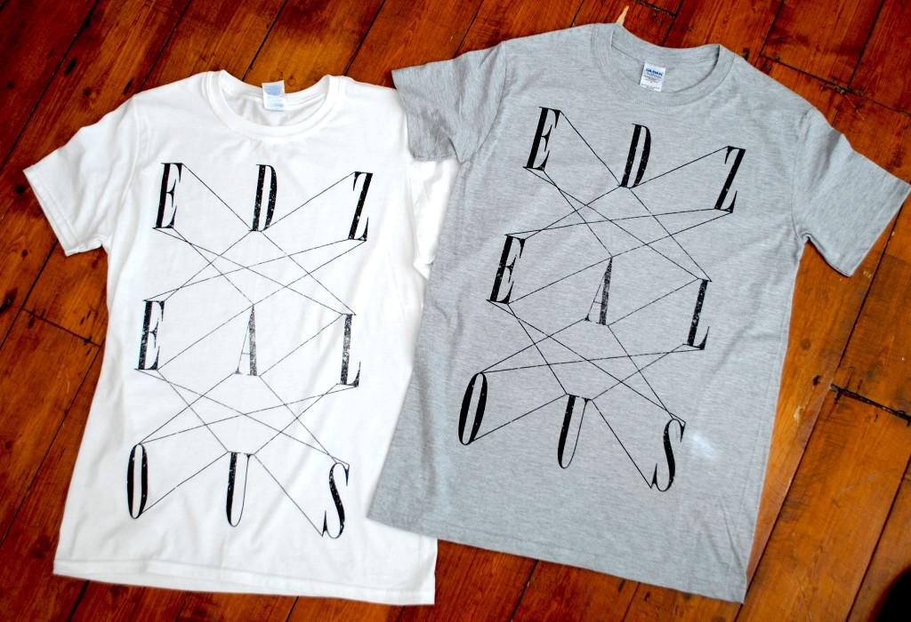 Ed Zealous t-shirt