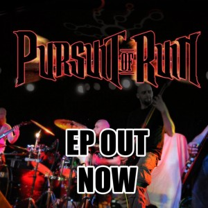 Pursuit of Ruin - EP Cover