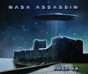 Nasa Assassin Area 69 album cover