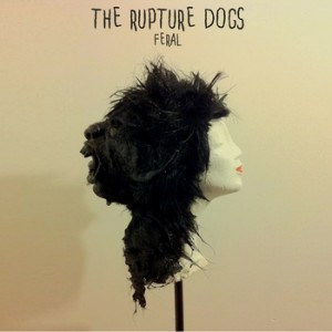 The Rupture Dogs - Feral album cover
